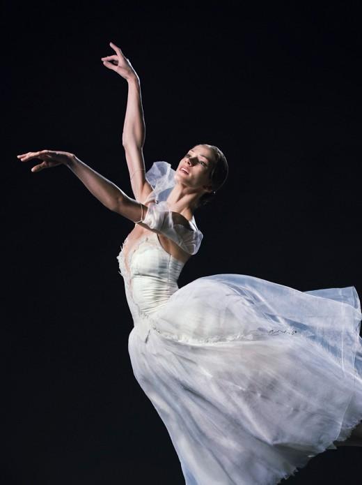 Polina Semionova Ballet Giselle photo: Yan Revazov Retoucher: Ana Guimaras