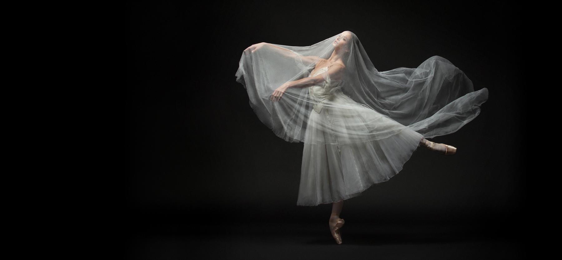 Como bailarina